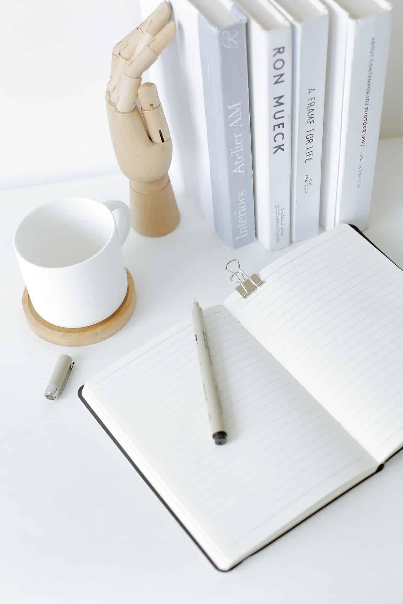 Het belang van een dagboek bijhouden